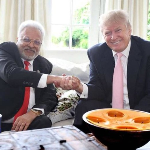 punjab born indian shalabh shalli kumar, highest donor for donald trump during election
