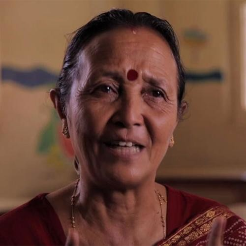 Anuradha Koirala Is Conferred Padma Shri For Her Contribution To Women Welfare