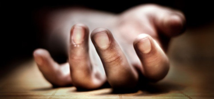 himachal una dead body found on side of road
