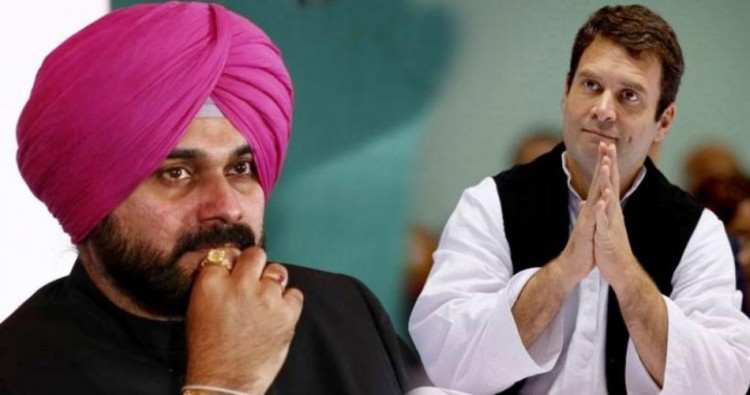 Sidhu hurt at 'not being involved' in process for local bodies polls