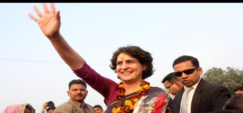 Priyanka will campaign today in Amethi and Raebareli