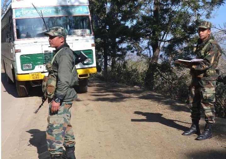 seven suspected terrorist seen in kangra alert in himachal