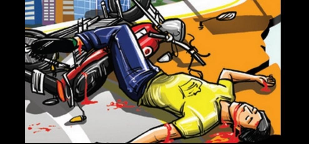 accident, Bike rider, hit by car, dies, police, jind news