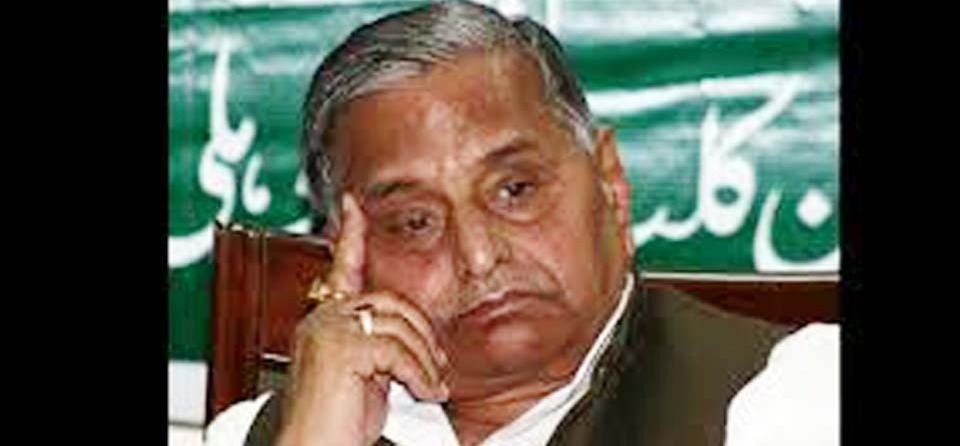 Rift in mulayam family surfaced again as shivpal did not get place in team akhilesh.