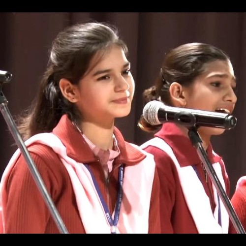 controversy on Haryanavi song Bata Mere Yaar Sudama Re viral on youtube sung by girl students