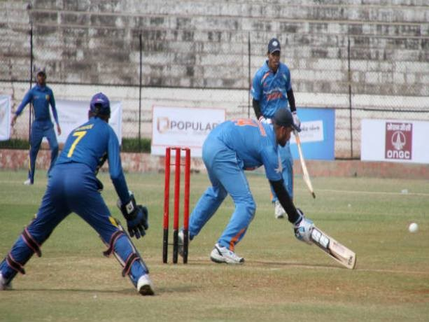 Blind T-20 World cup: India beat Sri lanka by 9 wickets
