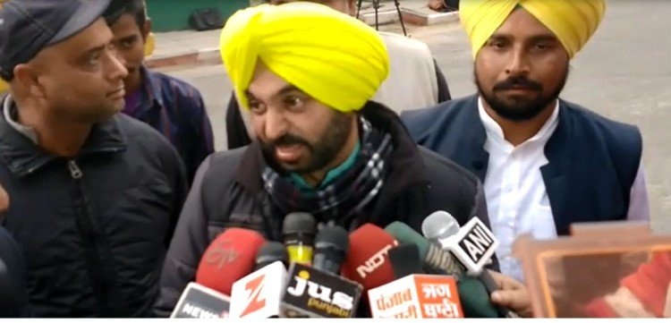 aam aadmi party allegation on punjab congress