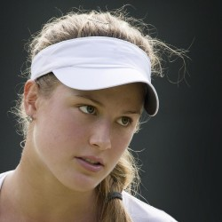 eugenie bouchard will go on a date with fan after losing bet on twitter