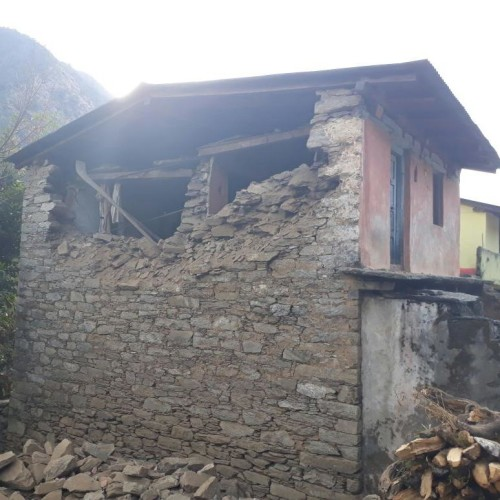 earth quake may happen in uttarakhand