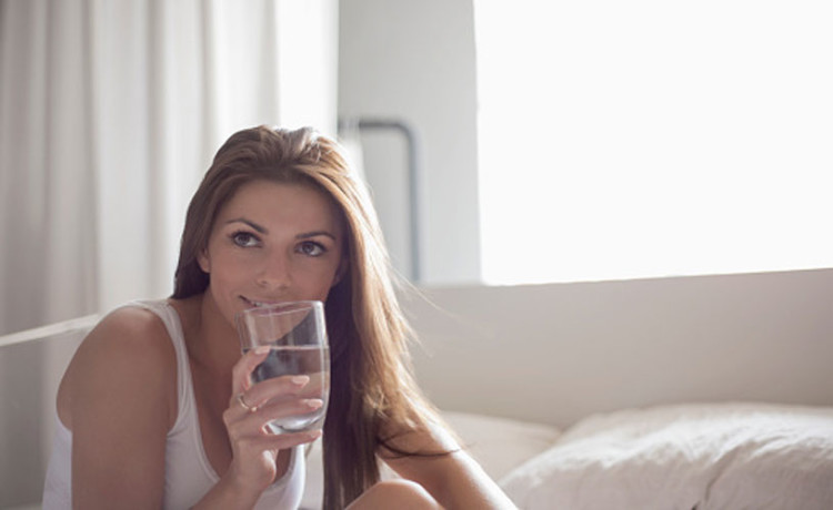 Benefits Of Drinking Water Before Bed