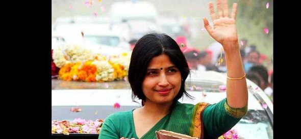 MP Dimple Yadav favourite sweet