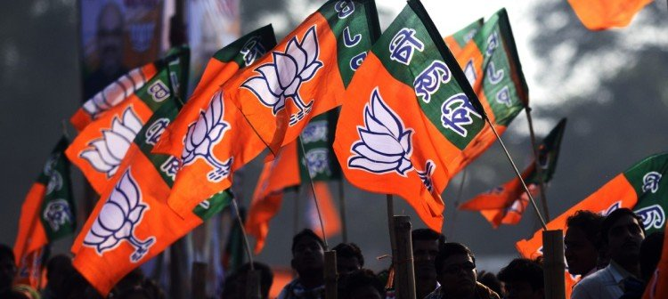Bjp workers get special training in  varanasi