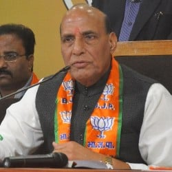 Rajnath singh says BJP ought to have given Muslims ticket in UP polls
