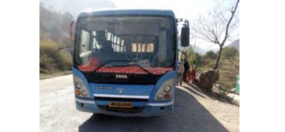 Operation of buses in the regime's claws