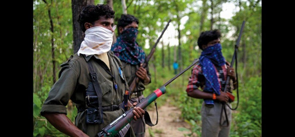 railway department is on alert for naxalite foundation day