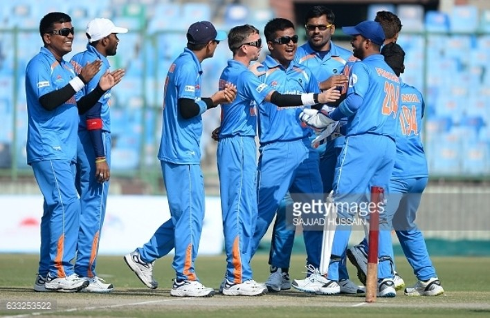 after victory on sri lanka india in world cup final