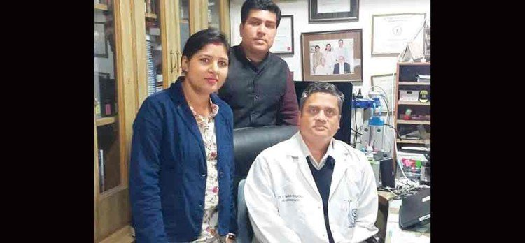 AIIMS doctors use alcohol jab to kill tumour in pregnant woman paralysed below the waist