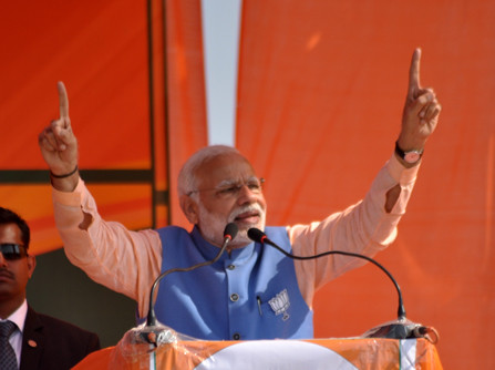 modi ten quotations says in kannauj rally