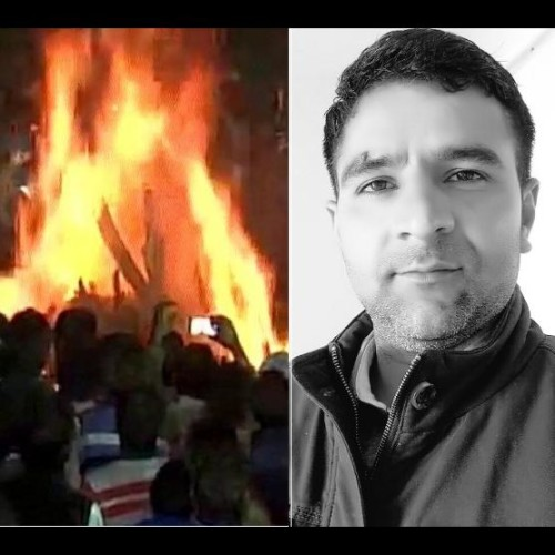 last words of major satish dahiya killed in handwara encounter at jammu kashmir, funeral at narnaul