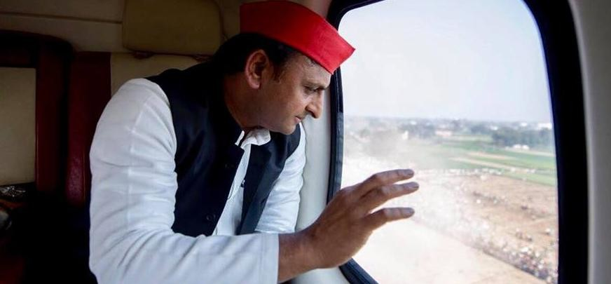 CM Akhilesh's rally today