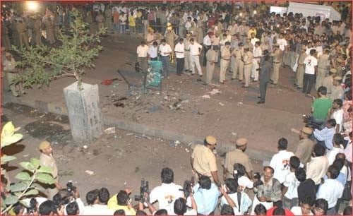 Unraveling the truth behind delhi blasts 2005