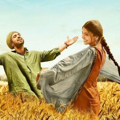 anushka sharma and dalijit dosanjh movie phillauri first sufi song released, viral on youtube