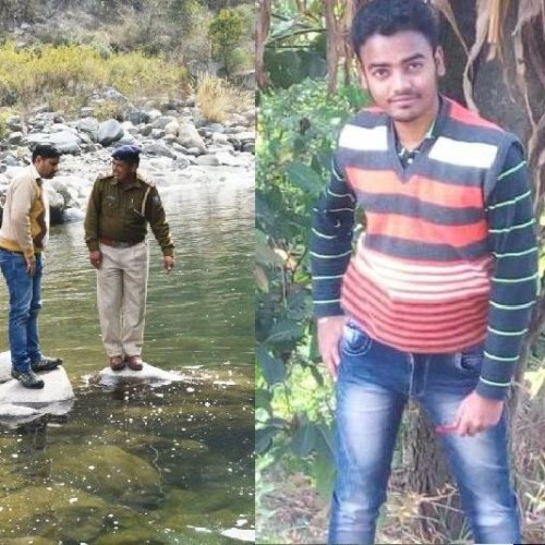 IIT mandi Engineering Student Found Dead at Uhal River.
