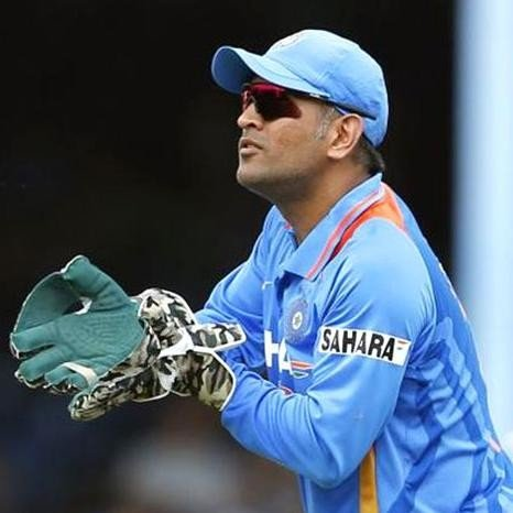 MS Dhoni Trying To Teach Catching To His Pet Dogs