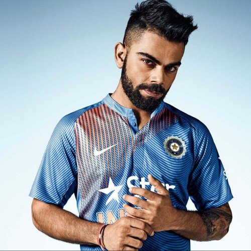 Virat Kohli is only second to Shah Rukh Khan in terms of brand value