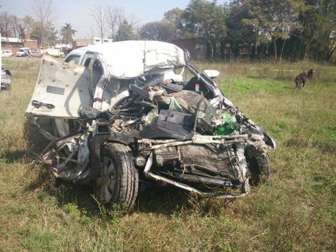 four people killed in road accident at kharar mohali, family finished in few moments