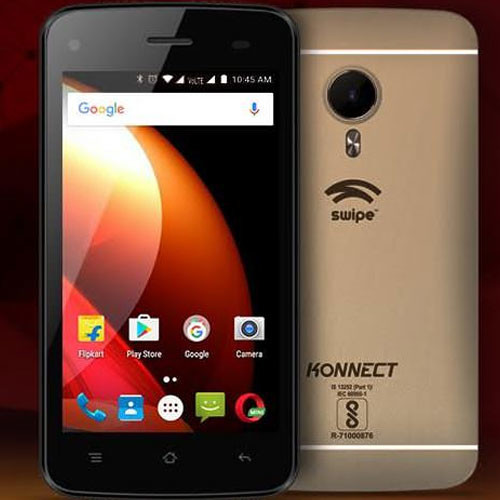 swipe launches konnect star Dual 4G VoLTE with Jio Happy New Year Offer