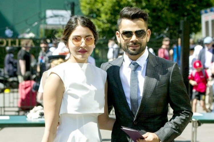 Virat Kohli Deletes Photo With Anushka Sharma, Gets Trolled