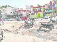 Lack of coordination of the two departments made the main cause of road lay Ltifi, Kurukshetra