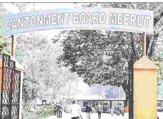 meerut cantonment will become model for others
