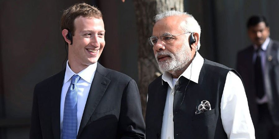 mark zuckerberg says in a facebook post modi knows better about social media use