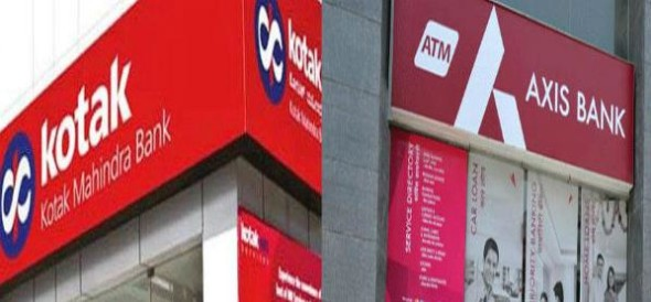 Kotak bank may be merged in Axis bank as rumours on, shares on high rise