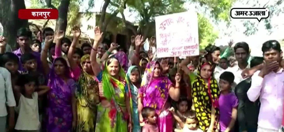 Two villages boycott voting in Kanpur