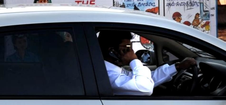 If you break traffic rules, your driving licence can be canceled