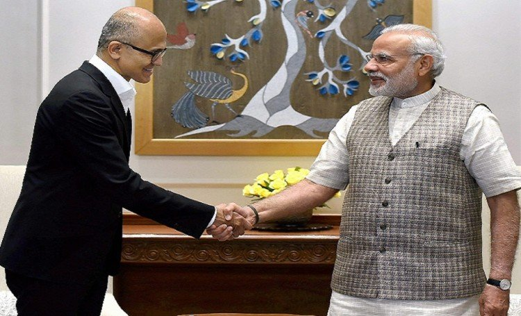 microsoft ceo satya nadella statement on caa said sad for india bangladeshi immigrant infosys ceo