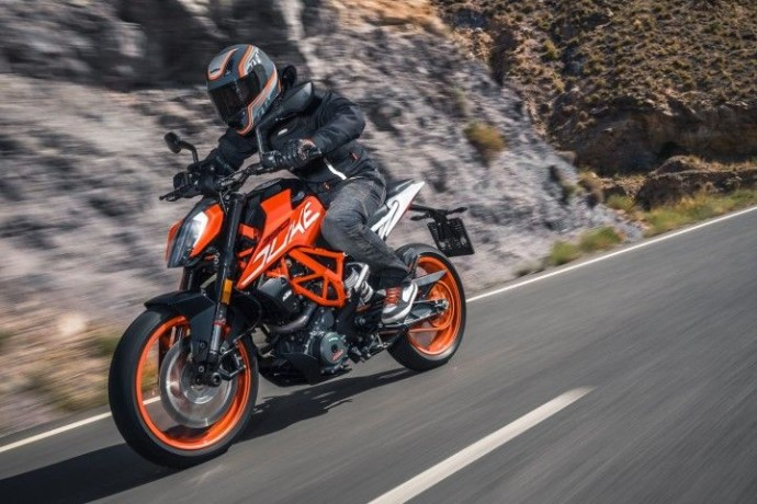 KTM is launching its popular bike 390 duke on 23rd Feb