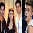 alia bhatt siddharth malhotra and varun dance with justin bieber
