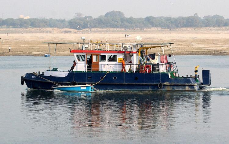 Image result for प्रयागराज से दिल्ली को चलेंगे पानी के जहाज