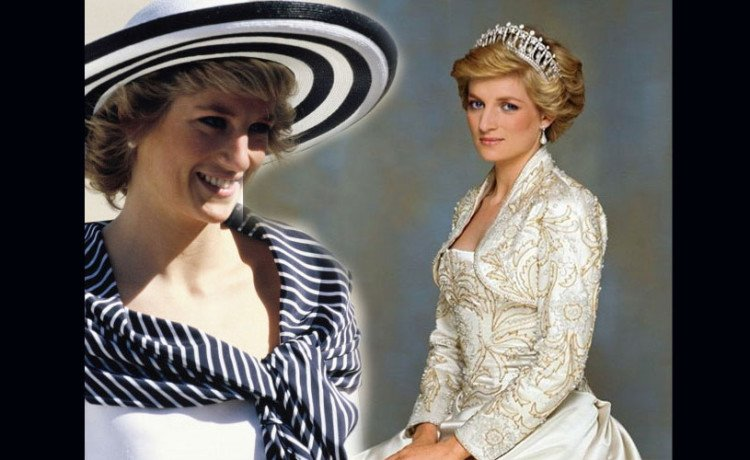 Fashion Icon Princess Diana's Gorgeous pictures in traditional and even in bikini dresses