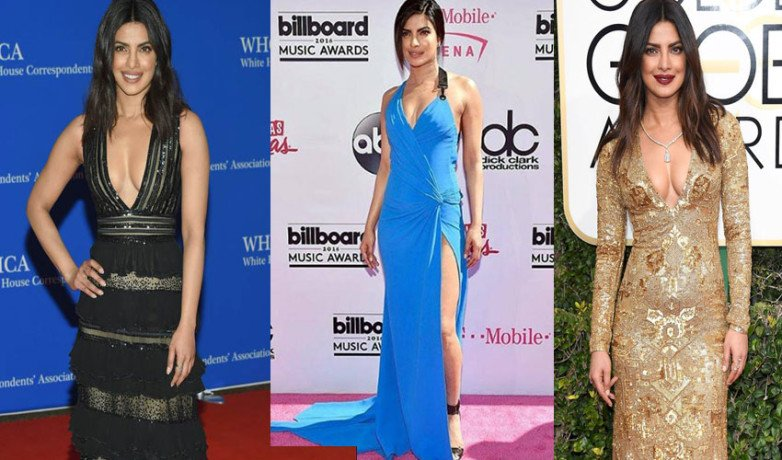 Priyanka Chopra Have Started Making Bold Choices In Fashion After Quantico Debut In Hollywood