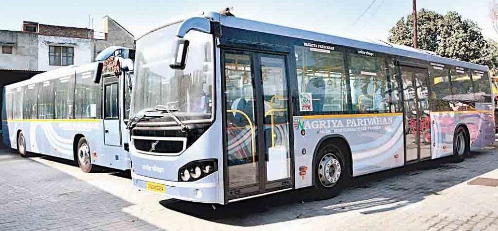 Problem In Ac Bus Service In Summer - इस गर्मी में एसी बसों की रहेगी किल्लत - Amar Ujala