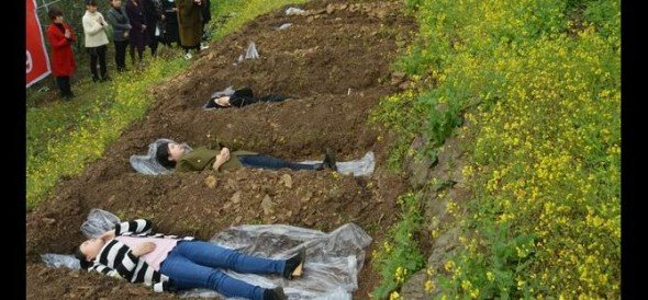 These Suicidal Women Were Encouraged To Lie In These Graves & Here's The Reason Why