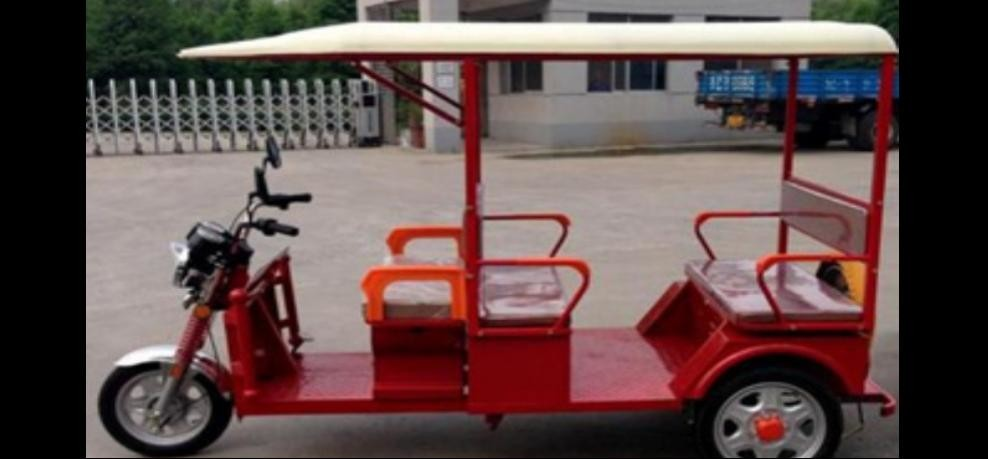 Now no e rickshaw will ply without registration