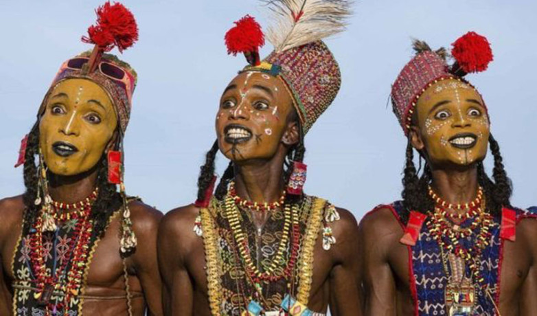 People Of Wodaabe Tribe In Africa Have Different Criteria For Life Partner