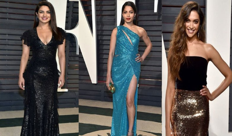 Priyanka Chopra, Deepika, Jennifer Aniston Slays At Vanity Fair Oscars After Party