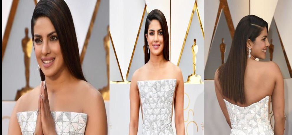 Oscars 2017: Priyanka Chopra gets mocked for her dress
